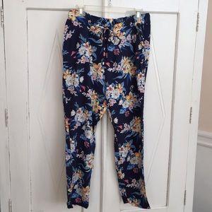 Drawstring pants - Size M
